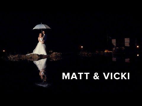 Matt + Vicki - Wedding Video Teaser At The Grosvenor Pulford Hotel, Cheshire