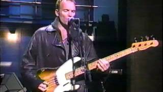 Download Sting : Seven Days (Letterman Show 02-28-1994) MP3 song and Music Video