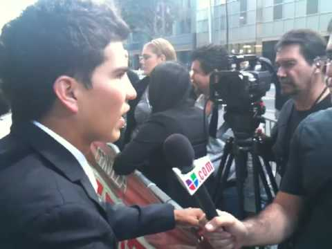 Antonio Perez on the Red Carpet thumbnail