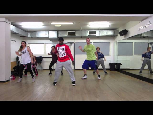 Supermalcom Hip Hop Dance Class | Fizzo - Fizzo got flow