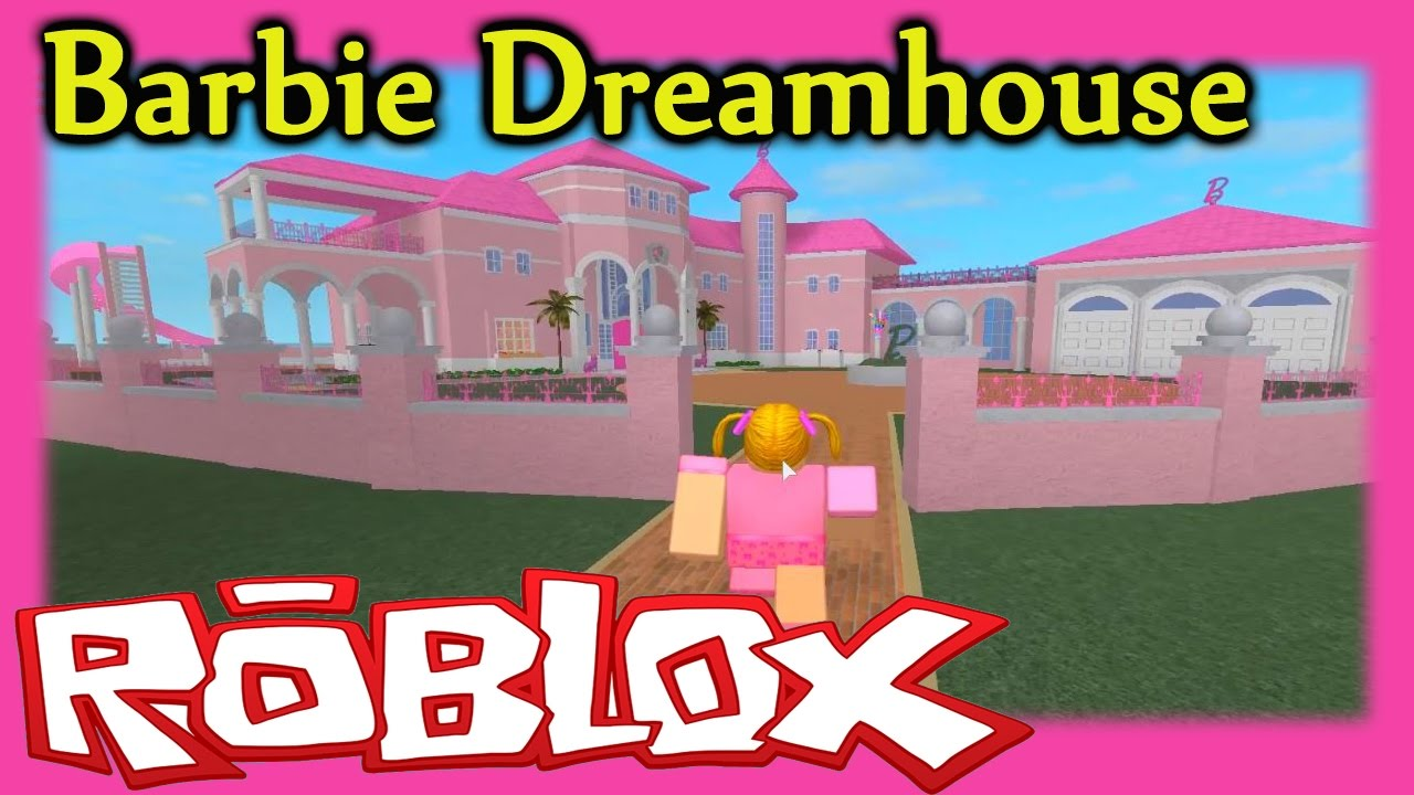 Roblox Barbie Life In The Dreamhouse Mansion Audrey
