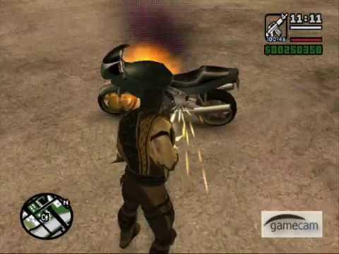 Como Aser La Moto Del Vengador Fantasma (Sin Mods)