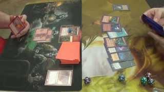 Pauper Magic — Mono Red Burn vs. One Land Spy