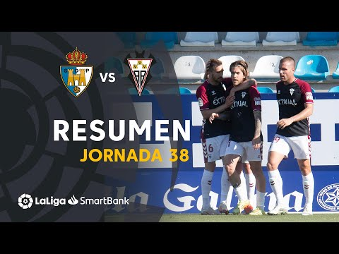 Ponferradina Albacete Goals And Highlights