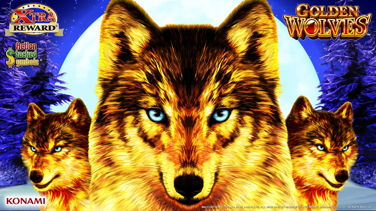 Golden Wolves Slot Play Free ▷ RTP 96.1% & Medium Volatility video preview
