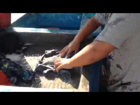 How To Wash Clothes By Hand In Mexico Youtube