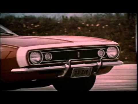 Camaro, Cadilac & Buick - GM Auto History