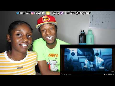 Pop Smoke - The Woo ft. 50 Cent, Roddy Ricch REACTION!