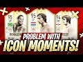 THE PROBLEM WITH ICON MOMENTS! FUT BIRTHDAY REVIEW! FIFA 19 Ultimate Team