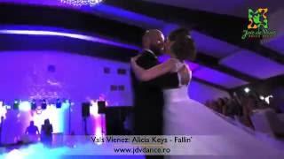 Valsul Mirilor - Fallin', Alicia Keys