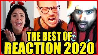THE BEST OF REACTION 2020!