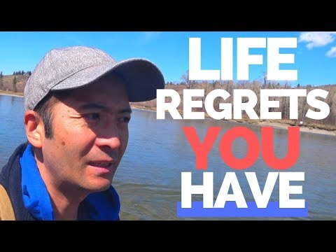 Financial Independence - 4 Regrets We Have In Life