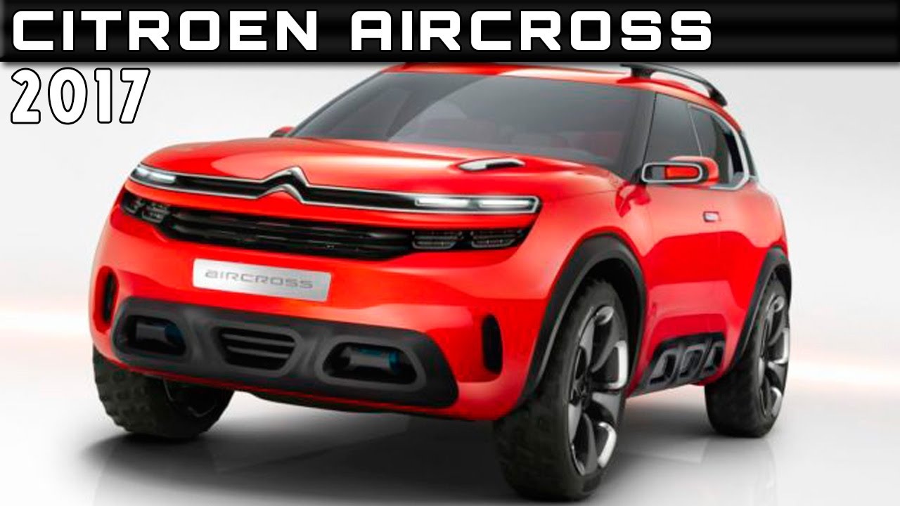 2017 citroen aircross review rendered price specs release. Black Bedroom Furniture Sets. Home Design Ideas