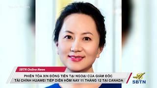 Phiên Tòa Xin Đóng Tiền Tại Ngoại Của Giám Đốc Tài Chính Huawei hôm 11/12