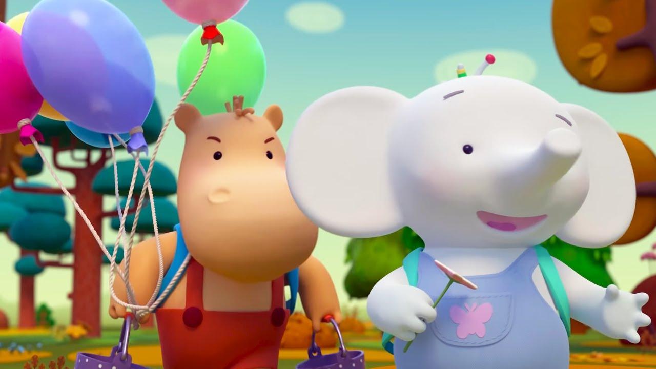 Тима и Тома ⛺️ Поход 🌲🌳 Приключения Комедия Мультфильм для детей