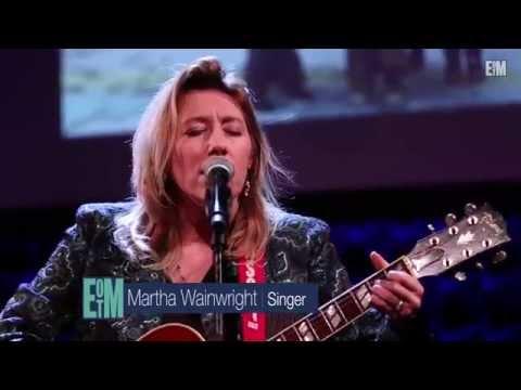 "Martha Wainwright Sings Kate McGarrigle's ""I am a Diamond"""