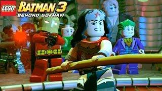 LEGO Batman 3 Beyond Gotham | #6 O Lanterna Verde Morreu ?