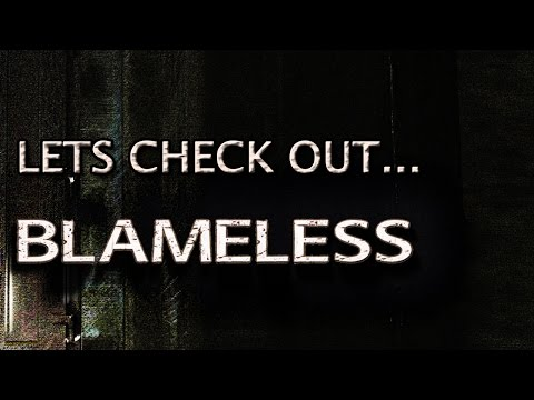 Blameless - Room Escape Indie Horror! Free Game On Steam! [PC Gameplay, Impressions]