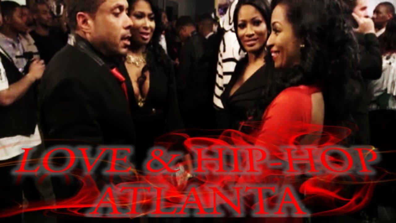 Love & Hip-Hop Atlanta: Karlie Redd & Erica Vs. Althea ...  Karlie