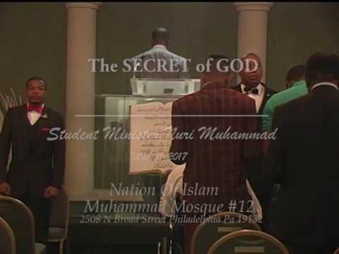 The SECRETS of GOD.