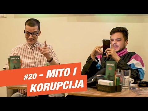 BETparačke PRIČE #20 - Mito i korupcija
