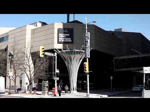 Winnipeg Today | 22 | The Millennium Library and the surrounding | 2017 May 15