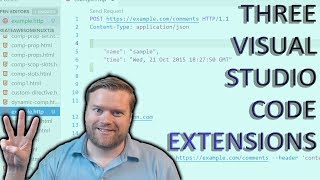 Three Visual Studio Code Extensions You Must Have (#3 Will Shock YOU!)