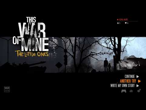 Katmeister's This War of Mine Chat Lounge01: Building Youtube Channel Creator Community