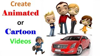 كيفية إنشاء الرسوم المتحركة والفيديو في الهاتف الذكي | 4 U