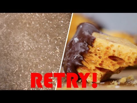 Honeycomb Toffee RETRY- Buzzfeed Test #85