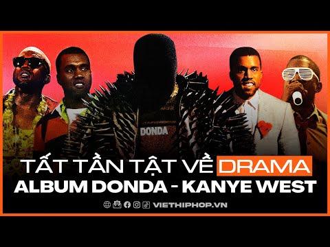 Tất tần tật về drama Album DONDA - KANYE WEST