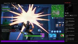 Trying to get solo win