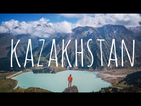 Kazakhstan in 4K