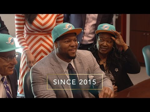 Miami Dolphins - SINCE Moments