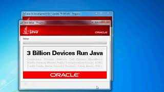 Java 7 installation on Windows