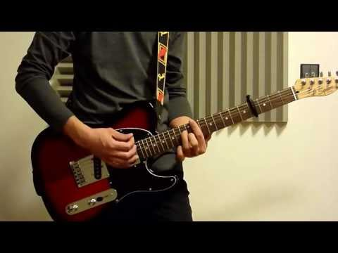 The Rolling Stones - Tumbling Dice - Guitar Cover