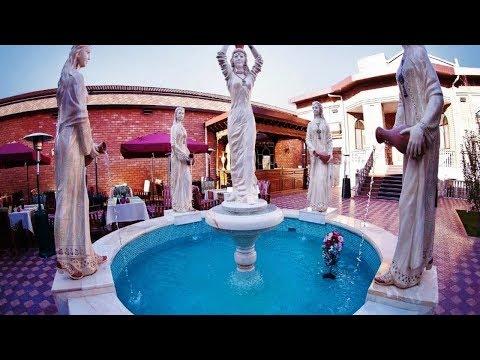 Top10 Recommended Hotels in Tashkent, Uzbekistan