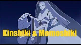 """Boruto: Naruto the Movie - New Villians """"Kinshiki & Momoshiki"""""""