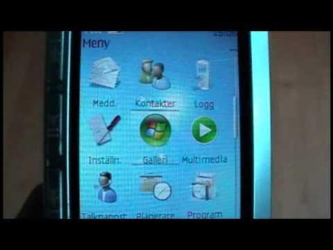 Windows 7 Theme On Nokia 5310 XpressMusic