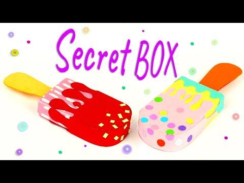 How to make a secret box