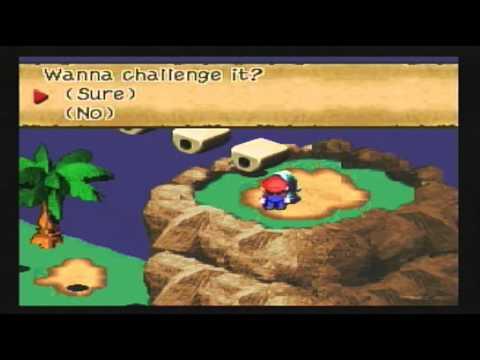 Super Mario RPG Part 20:  Lands End as we Know It