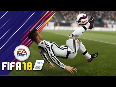 FIFA 18 TOP 20 BEST GOALS OF THE MARCH FROM YOUTUBE-RS