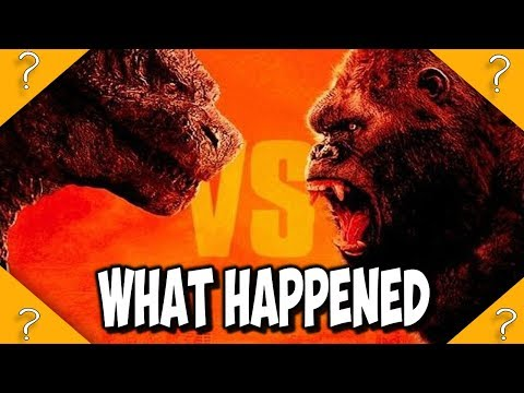 Did Kong and Godzilla REALLY fight or did their PARENTS