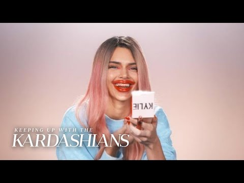 Kendall Jenner's Impression of Kylie Jenner Doing a Make-Up Tutorial Is Too Good