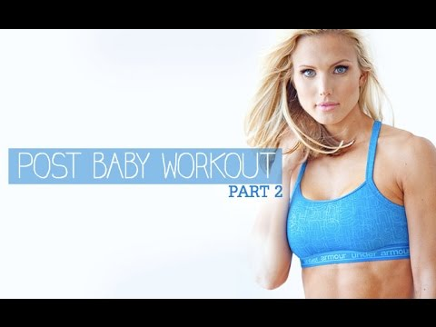Post Baby Workouts for New Moms (Post Natal Postpartum)