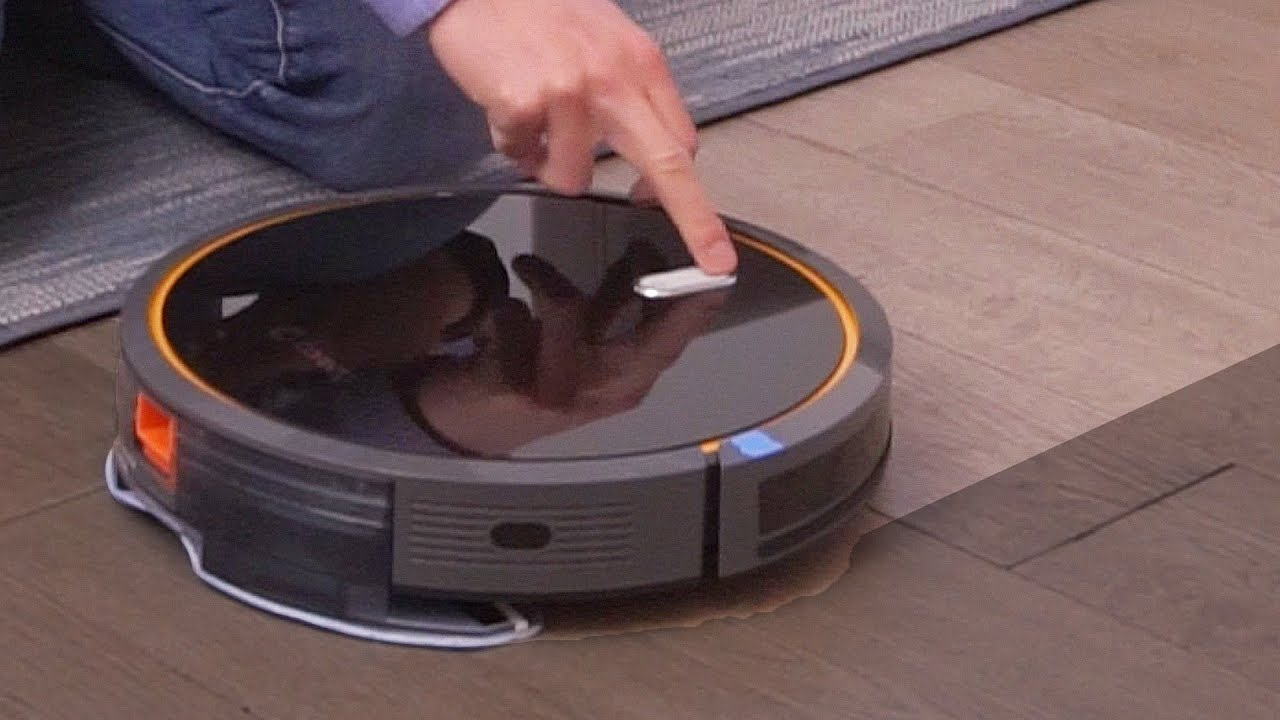 best robot vacuum cleaner deal of 2018 review mops vacuums youtube. Black Bedroom Furniture Sets. Home Design Ideas