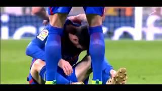 Lionel Messi Vs Sergio Ramos ● Disrespectful Moments ● Horror Tackles & Brutal Fouls | HD
