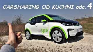 CARSHARING OD KUCHNI - odc.4 [MANDATY & STREFA] innogyGO BMW i3