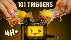 ASMR 101 Triggers for the New Decade | Best of 2019 Tingle Compilation [No Talking]