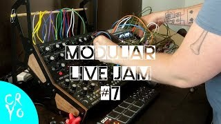 Modular Live Jam #7 4MS SWN, Mother 32, and DFAM